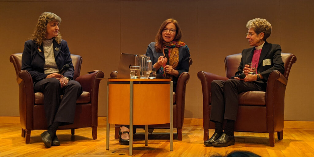 Katharine Hayhoe Encourages Conversations to Build a Climate of Hope